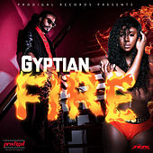 Fire - Single de Gyptian