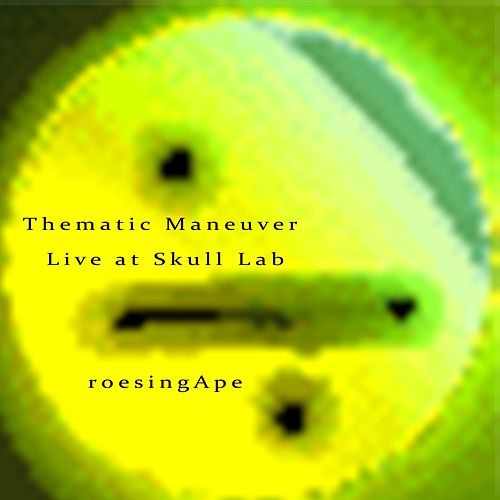 Thematic Maneuver Live at Skull Lab by Roesing Ape
