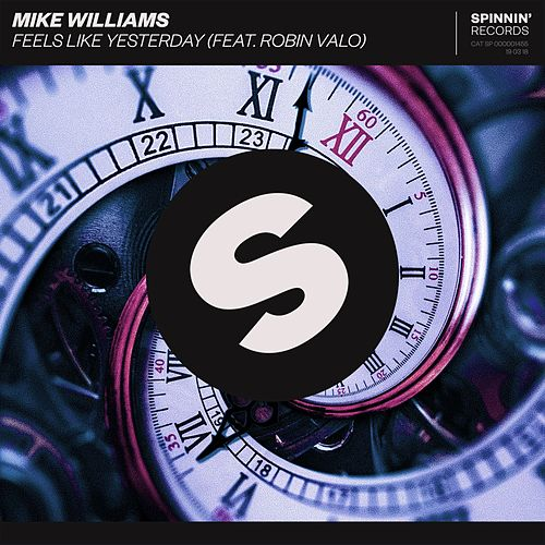 Feels Like Yesterday (feat. Robin Valo) de Mike Williams