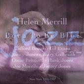Born To Be Blue de Helen Merrill