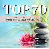 TOP 70 Spa Tracks of 2018 - Massage & Sauna Relaxation Healing Music for Wellness von Sauna