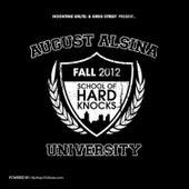 August Alsina University di August Alsina