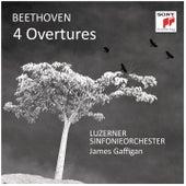 Beethoven: 4 Ouvertüren / Overtures by James Gaffigan