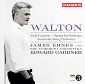 Walton: Viola Concerto, Sonata for String Orchestra & Partita for Orchestra by Various Artists