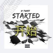 Started de K-Twist