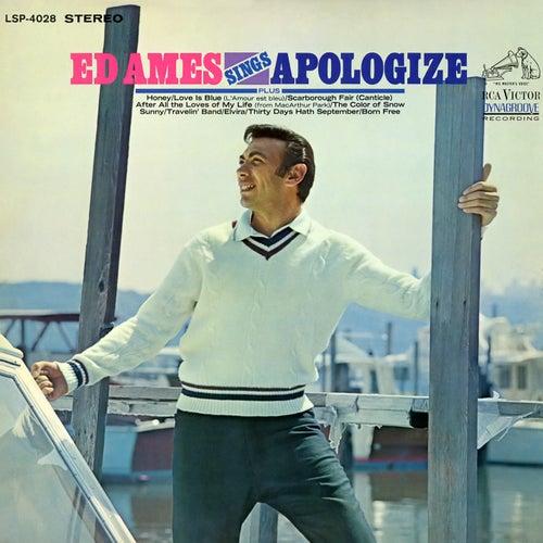 Ed Ames Sings Apologize von Ed Ames