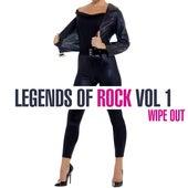 Legends Of Rock - Wipe Out, Vol. 1 de Various Artists