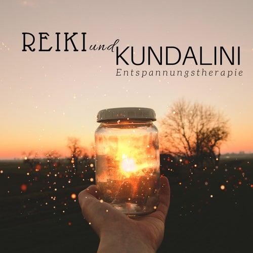 Reiki und Kundalini: Entspannungstherapie, Hintergrundmusik, Tiefenentspannung, entspannende Musik für Entspannungstherapie by Entspannungsmusik Akademie