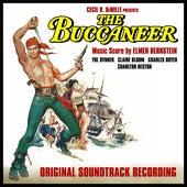 The Buccaneer….Original Film Soundtrack von Elmer Bernstein