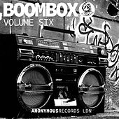 Boombox Vol6 de Various Artists