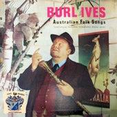 Australian Folk Songs de Burl Ives