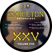 Skeleton XXV Project Volume Five by Various Artists