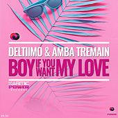 Boy If You Want My Love by Amba Tremain Deltiimo