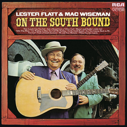 On the South Bound by Mac Wiseman