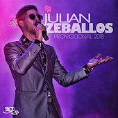 Promocional 2018 de Julian Zeballos