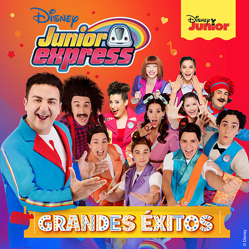 Junior Express - Grandes Éxitos de Diego Topa