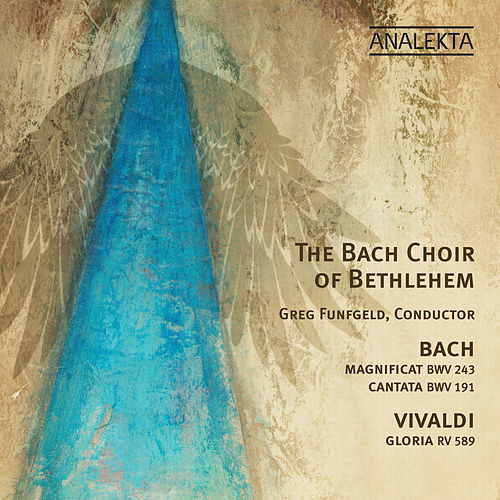 Bach - Magnificat BWV 243, Cantata 'Gloria In Excelsis Deo' BWV 191; Vivaldi - Gloria RV 589 by Benjamin Butterfield