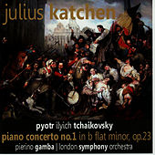 Tchaikovsky: Piano Concerto No. 1 in B Flat Minor, Op. 23 by London Symphony Orchestra