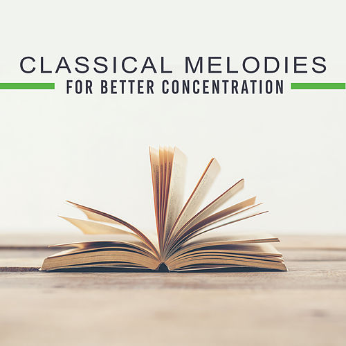 Classical Melodies for Better Concentration de Background Instrumental Music Collective