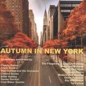 15 Versions of Autumn in New York de Various Artists