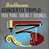 Beethoven Concerto Triplo para piano, violino e violoncel de Daniel Barenboim, Itzhak Perlman, Yo-Yo Ma
