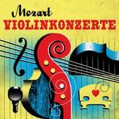 Mozart: Violinkonzerte von Vladimir Spivakov