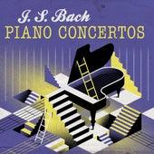 J. S. Bach Piano Concertos by David Fray