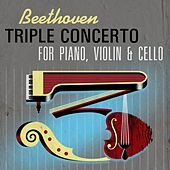 Beethoven Triple Concerto for Piano, Violin & Cello by Daniel Barenboim, Itzhak Perlman, Yo-Yo Ma