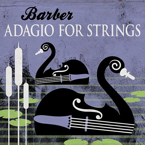 Barber: Adagio for Strings by André Previn