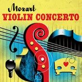 Mozart: Violin Concerto by Vladimir Spivakov