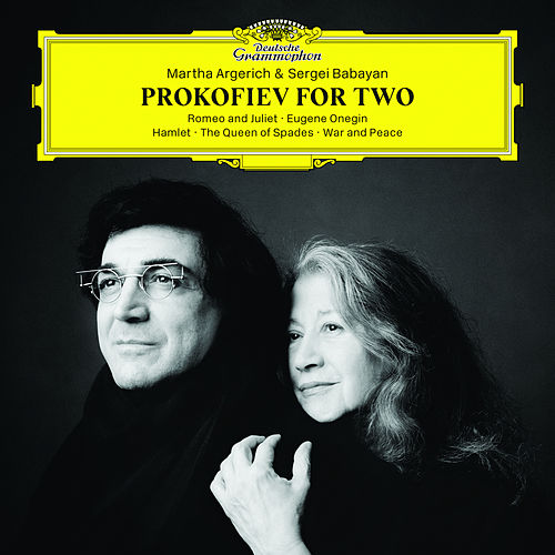 Prokofiev For Two by Sergei Babayan