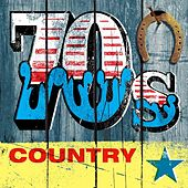 70s Country de Various Artists