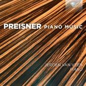 Preisner: Piano Music de Jeroen van Veen