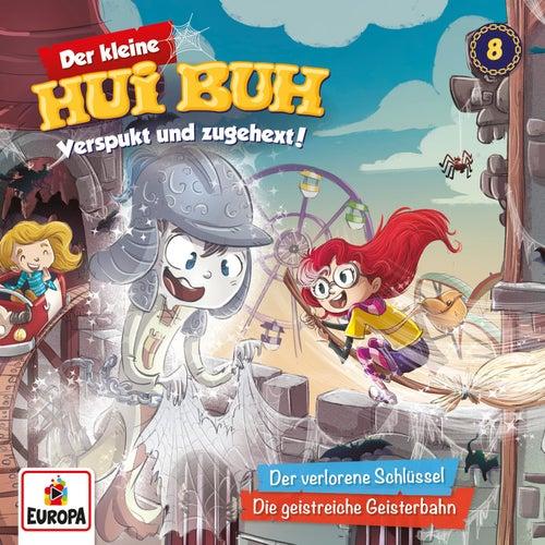 008/Der verlorene Schlüssel/Die geistreiche Geisterbahn von Der kleine Hui Buh