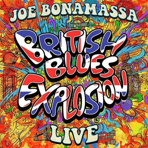 British Blues Explosion Live by Joe Bonamassa