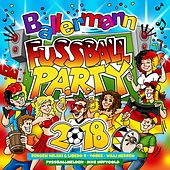 Ballermann Fußball Party 2018 von Various Artists