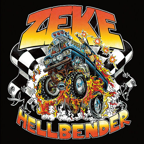 On the Road - Single by Zeke