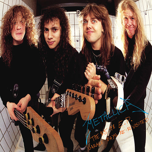 The $5.98 EP - Garage Days Re-Revisited (Remastered) by Metallica