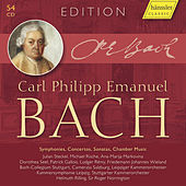 Complete CPE Bach von Various Artists