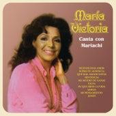 María Victoria Con Mariachi by María Victoria