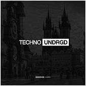 Techno UNDRGD 2018 - EP de Various Artists