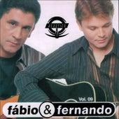 Vol. 09 (Acústico) de Fábio e Fernando