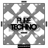 Pure Techno, Vol. 4 von Various Artists