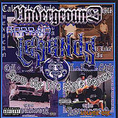 Cls Underground Legends Vol. 1 von Various Artists