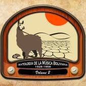 Antologia de la Música Boliviana, Vol. 2 (1928 - 1958) von Various