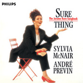 Sure Thing - The Jerome Kern Songbook von Sylvia McNair