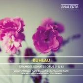 Kuhlau: Grandes Sonates, Op. 71 & 83 by Erin Helyard