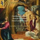 Maestros del Siglo de Oro de Jordi Savall