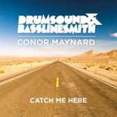 Catch Me Here by Drumsound & Bassline Smith