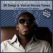 I Know U Got Soul Vol. 3 - 30 Deep & Vocal House Tunes (2 Exclusive DJ-Mixes) by Various Artists